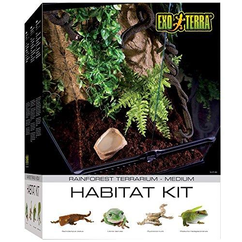 Exo Terra PT2662 Rainforest Habitat Kit M