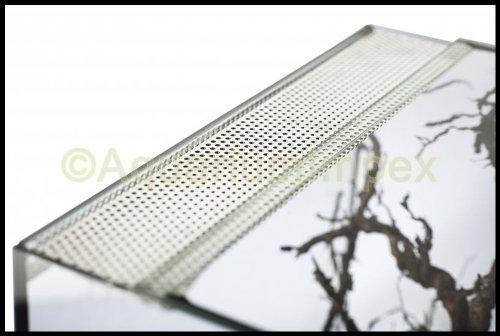 Glasterrarium 20x15x25 20 Falltür - 3