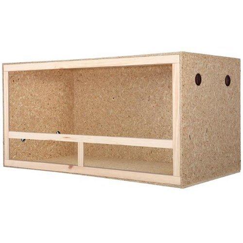 Holzterrarium aus OSB Holz - 2