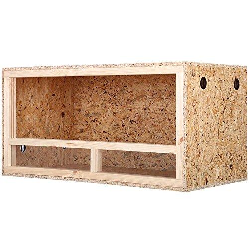 Repiterra Holzterrarium 120x60x60 Seitenbelüftet - 2