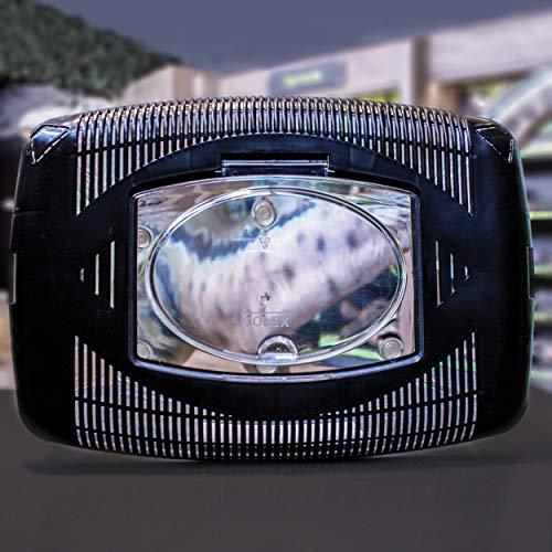 Komodo Kunststoffterrarium 39 x 25 x 24,5 cm - 4