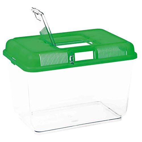 Trixie 76302 Transport- und Fütterungsbox, 31×21×21cm - 2