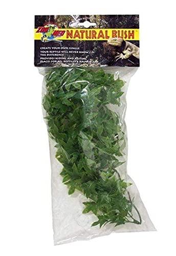 Zoo Med BU-32 Congo Ivy Kunststoffpflanze, large, Dekoration, Versteck- und Klettermöglichkeit im Terrarium