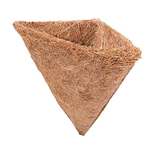 Hobby Kokos Korb 2 - 10x13cm - spitz