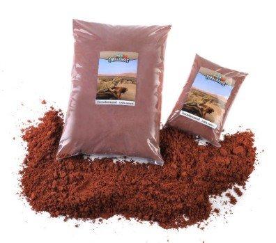 """TerraBasic Terrariensand """"Desert Red"""", formbar 5 kg"""