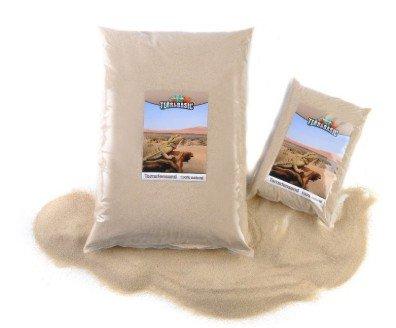 """TerraBasic Terrariensand """"Desert PRO"""" 5 kg"""