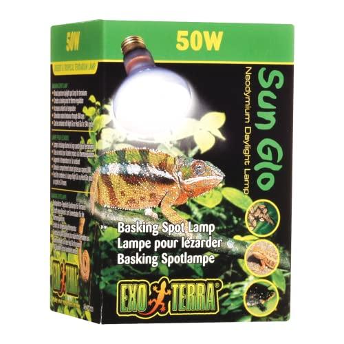 Exo Terra PT2131 Daylight Basking Spot – Breitspektrum-Tageslichtlampe für Terrarien R20/50W - 3