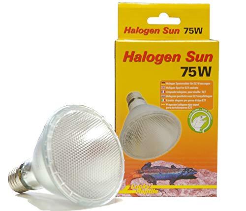 Lucky Reptile HS-75 Halogen Sun, 75 W, Wärmestrahler für E27 Fassung