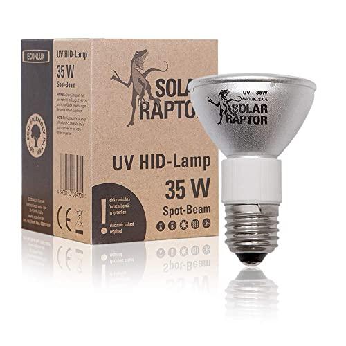 Econlux SolarRaptor 35W PAR20 HID-Spot-Strahler