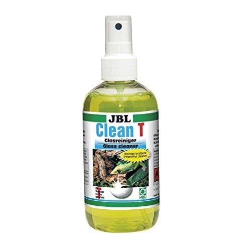JBL Clean T 71035 Glasreiniger für Terrarienscheiben, 250 ml